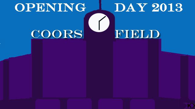 Colorado Rockies: The Purple Haze of Opening DayOptimism